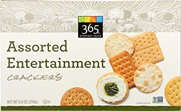 365 Everyday Value, Assorted Entertainment Crackers , 8.8 oz