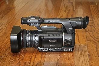 Panasonic AG-AC160APJ HD Handheld Video Camera with 3.45-Inch LCD (Black)