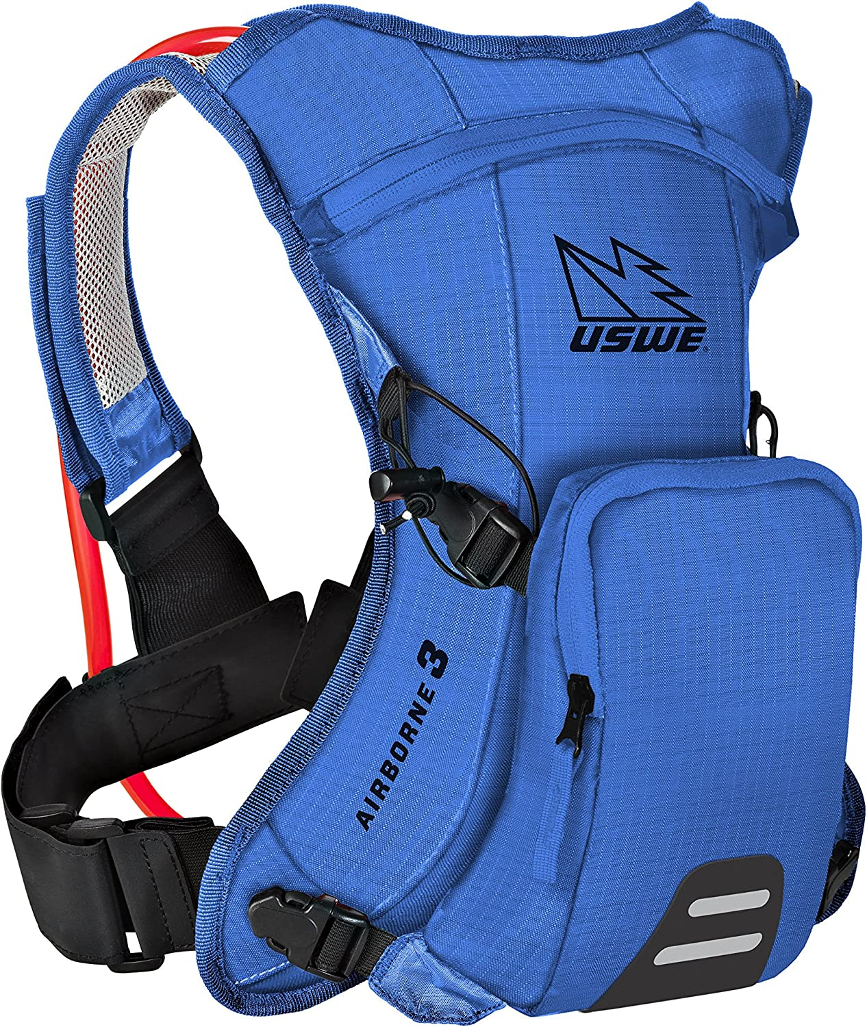 USWE Airborne 3 Hydration Pack with 2 Litre Shape Shift Reservoir
