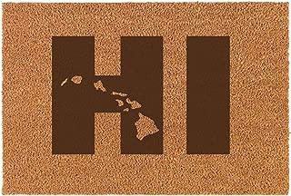 Best hawaii welcome mat Reviews