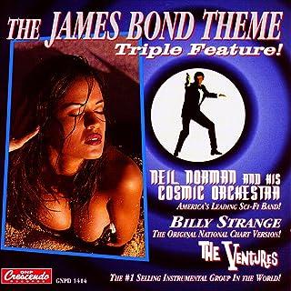 The James Bond Theme - Triple Feature!