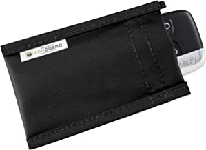 FobGuard Security Pouch - Ideal Faraday Cage to Protect Car Keyless Entry Fobs from Hacking, Signal Amplification and Signal Relay Attacks