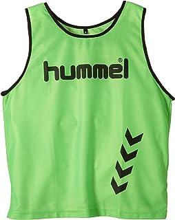 Hummel Fundamental Training - Camiseta de entrenamiento para niños, color verde neón, talla S