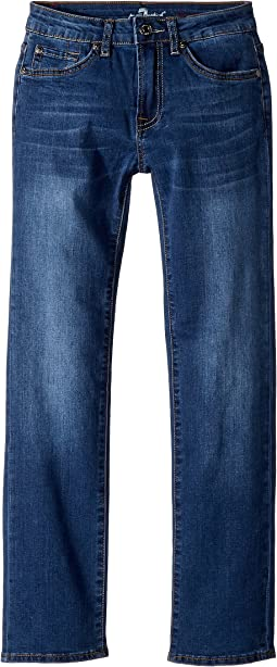 7 For All Mankind Kids Slimmy Jeans in Bristol (Big Kids)