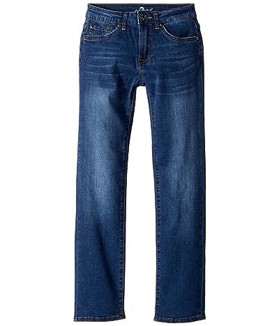 7 For All Mankind Kids Slimmy Jeans in Bristol (Big Kids) (Bristol) Boy