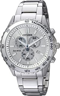 Best citizen men's quartz stainless steel watch Reviews