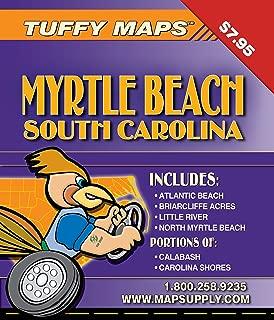 Myrtle Beach SC Tuffy Map