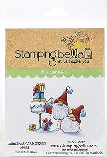 STAMPING BELLA Kartka świąteczna