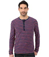 Lucky Brand - Long Sleeve Henley