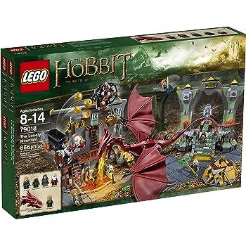 LEGO 79001 Señor de los Anillos - El Hobbit 2: Huyendo de