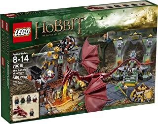 Best lego hobbit lonely mountain set Reviews