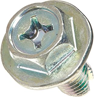 سوبارو الأصلي 901000365 مسمار فلوغ 8x18، 1 حزمة
