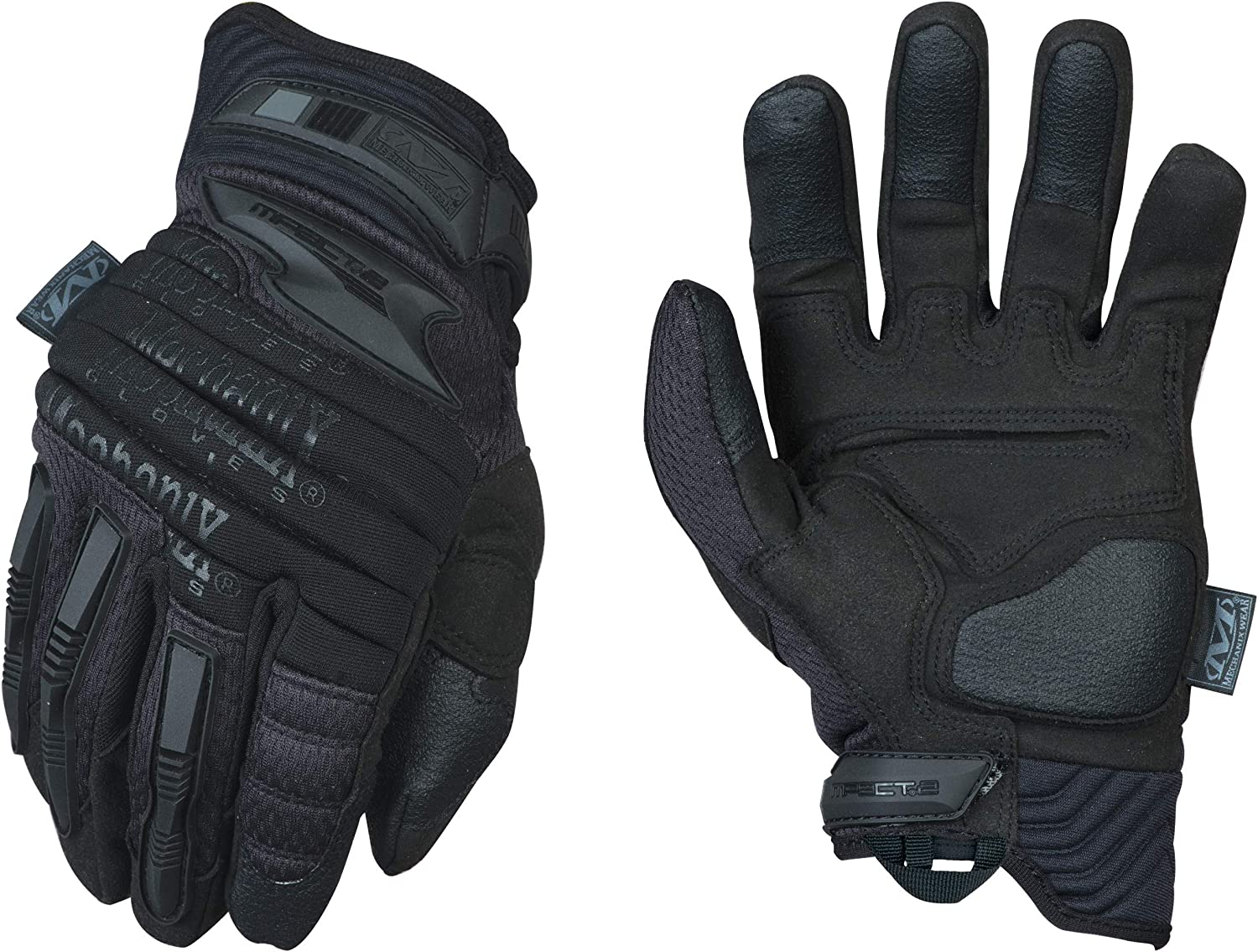Mechanix Wear: M-Pact 2 Our shop OFFers the best service Covert Gloves Tactical Work discount All Large