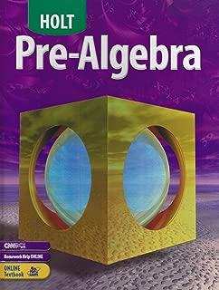 Best holt pre algebra 2004 Reviews