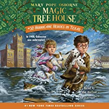 Hurricane Heroes in Texas: Magic Tree House Series, Book 30