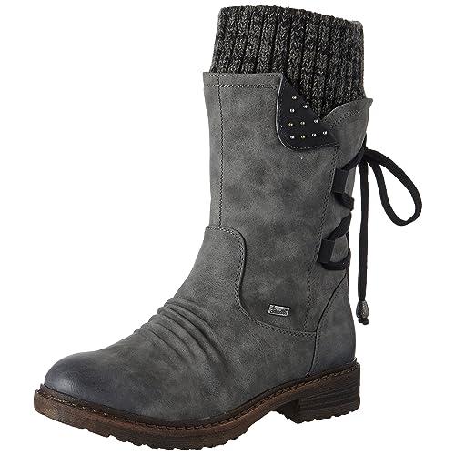 49d40400829 Rieker women's Synthetic boots