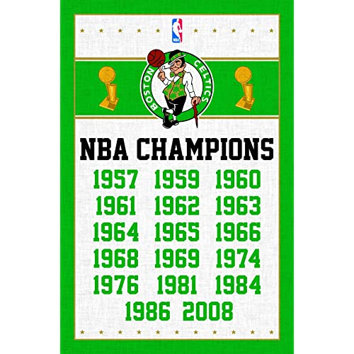 photo about Celtics Printable Schedule called Celtics Posters: