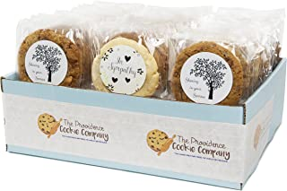 The Providence Cookie Company SYMPATHY WISHES GOURMET COOKIE GIFT choose 1, 2, 3 or 4 Dozen (1 Dozen)