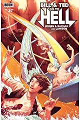 Bill & Ted Go to Hell #3 (of 4) Kindle Edition
