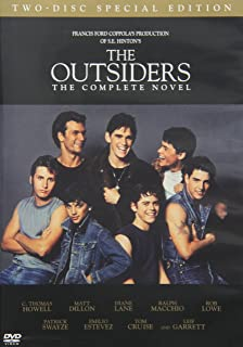THE OUTSIDERS: THE COMPLETE NOVEL (WS)(D