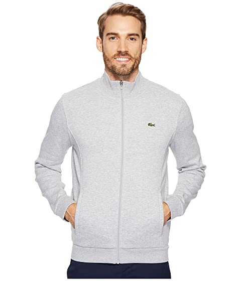 Sport Full Fleece Lacoste Sweatshirt Zip RFTHfq