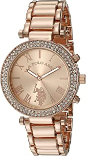 Women's Quartz Rose Gold-Toned Dress Watch (Model: USC40170)