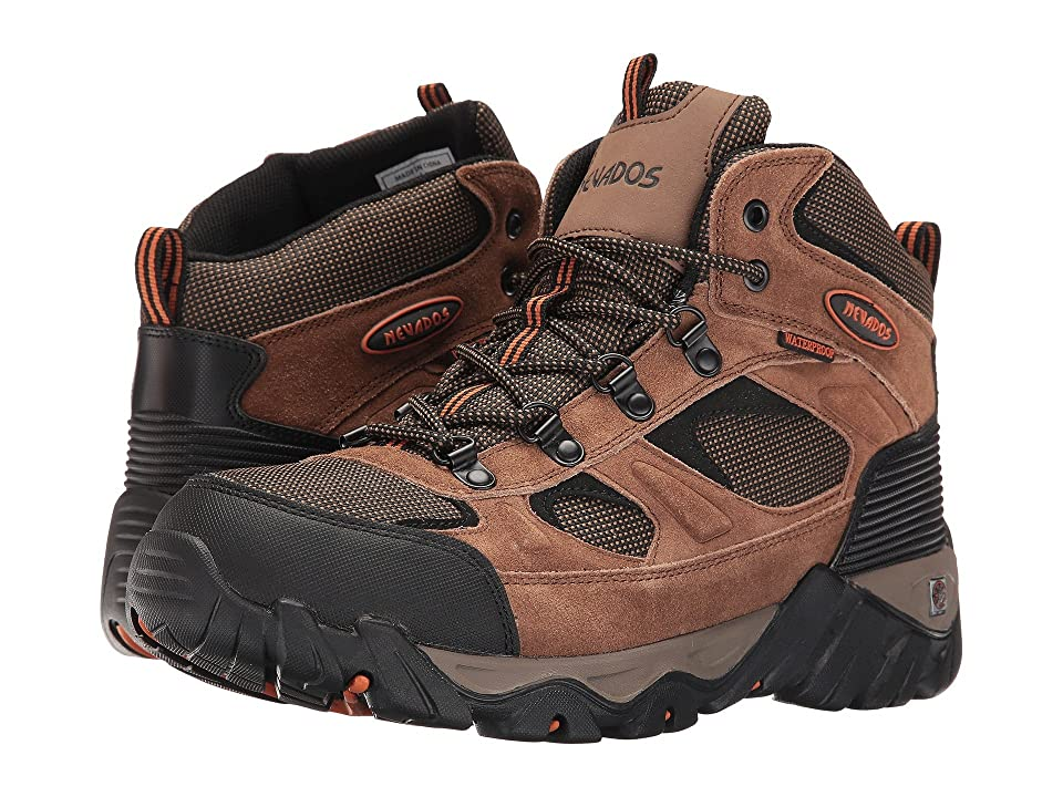 Nevados Mesa (Brown/Orange/Black) Men