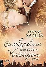 Ein Lord mit gewissen Vorzügen (Madison Sisters 2) (German Edition)