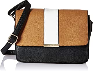 Lavie Cetan Women's Sling Bag (Black)