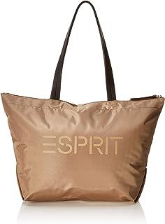 EspritNoos Cleo ShoppMujerShoppers y bolsos de hombroBeige18x28x32 Centimeters (B x H x T)