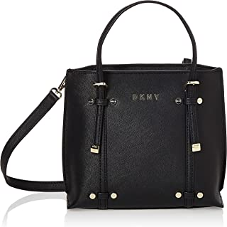 DKNY Women's BO saffiano Leather Cross Body Bag