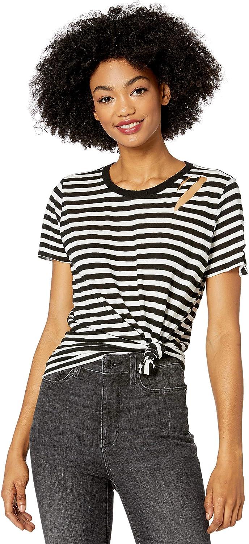 n:PHILANTHROPY Womens Casual Tee Shirt