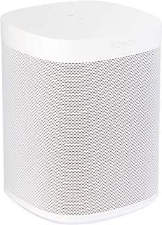 Sonos One - Smart Speaker with Alexa voice control built-In (White, Version 2)