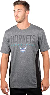 Ultra Game NBA Men Athletic Quick Dry Active Tee Shirt