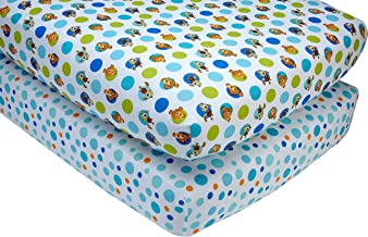 Disney Nemo 2 Piece Crib Sheet Set