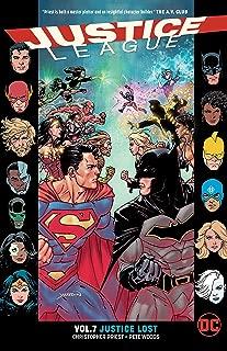 Justice League Vol. 7: Justice Lost