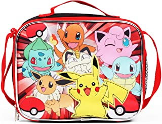 62e465137e06 FAB Pokemon Lunch Bag with Adjustable Shoulder Strap - Not Machine Specific