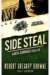 Side Steal: A Nick Jennings Thriller (Flight 12 Begins Series) Kindle Edition
