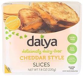 Daiya, Cheddar Style Slices, 7.8 oz
