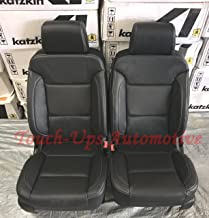 Best black katzkin leather seats Reviews