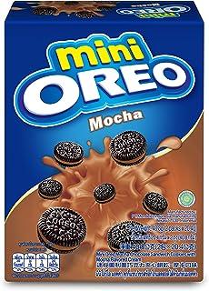 Oreo Mini Oreo Mocha (Box), 20.4 (Pack of 2)