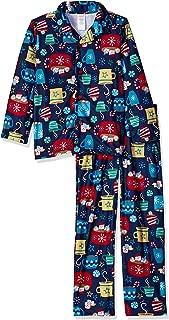 gymboree 男孩2件套睡衣