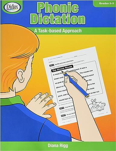 Didax Educational Resources Phonics Diktat, Aktivit  GR. 2–3