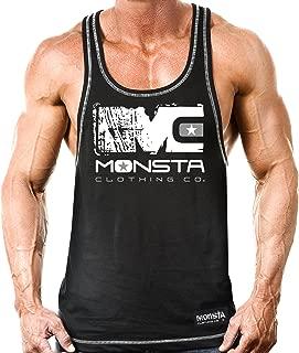 Monsta Clothing Co. Men's Monsta MC-Icon (RCBK106) Tanktop