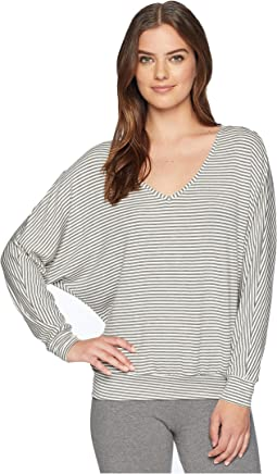 Sadie Stripes - The Dolman Sleeve Top