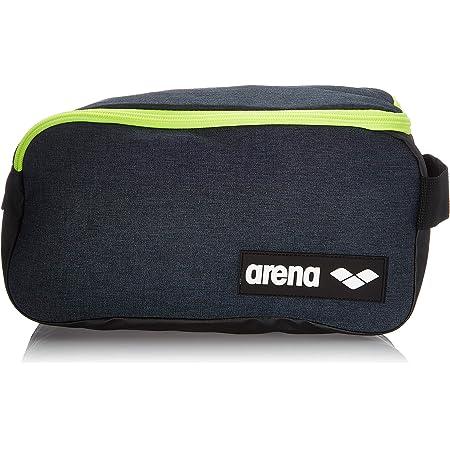 ARENA Unisex – Erwachsene Waschbeutel Schuhtasche Team, Grey Melange, one Size