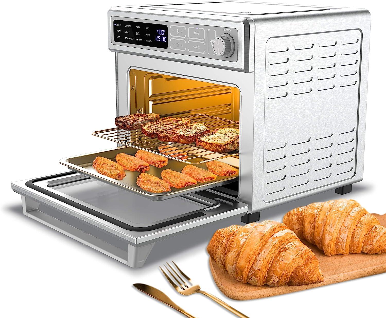 CIARRA favorite CATOSEC01 Digital Convection 12-IN-1 wholesale Oven Toa Countertop