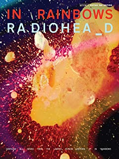 Radiohead - In Rainbows Guitar Songbook (Authentic Guitar-Tab Editions) (English Edition)
