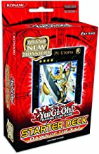 YuGiOh ZEXAL 2011 Starter Deck Dawn of the XYZ New Series New Monster Type!