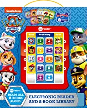Nickelodeon - Paw Patrol Me Reader Electronic Reader and 8 Sound Book Library - Great Alternative to Toys for Christmas - ...